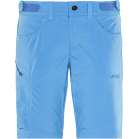 Bergans Torfinnstind Shorts Women blue